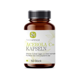 Acerola C + Kapseln