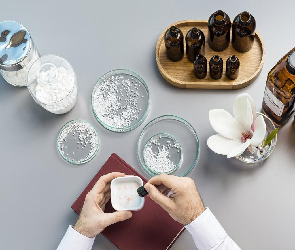 Homöopathie, Handwerk