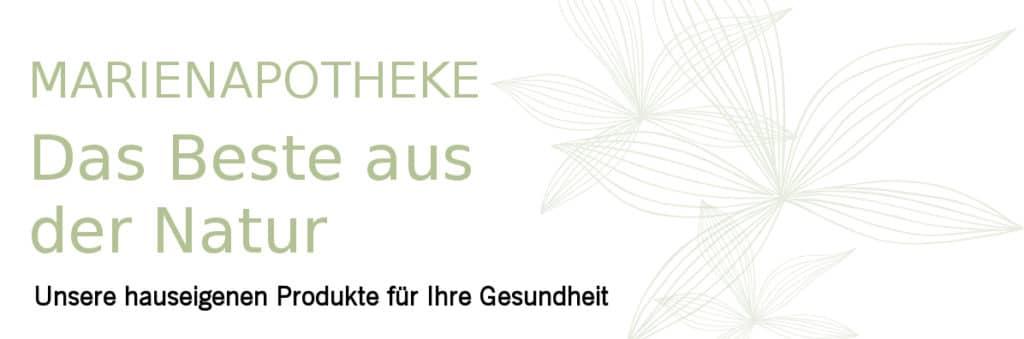 Marienapotheke Banner