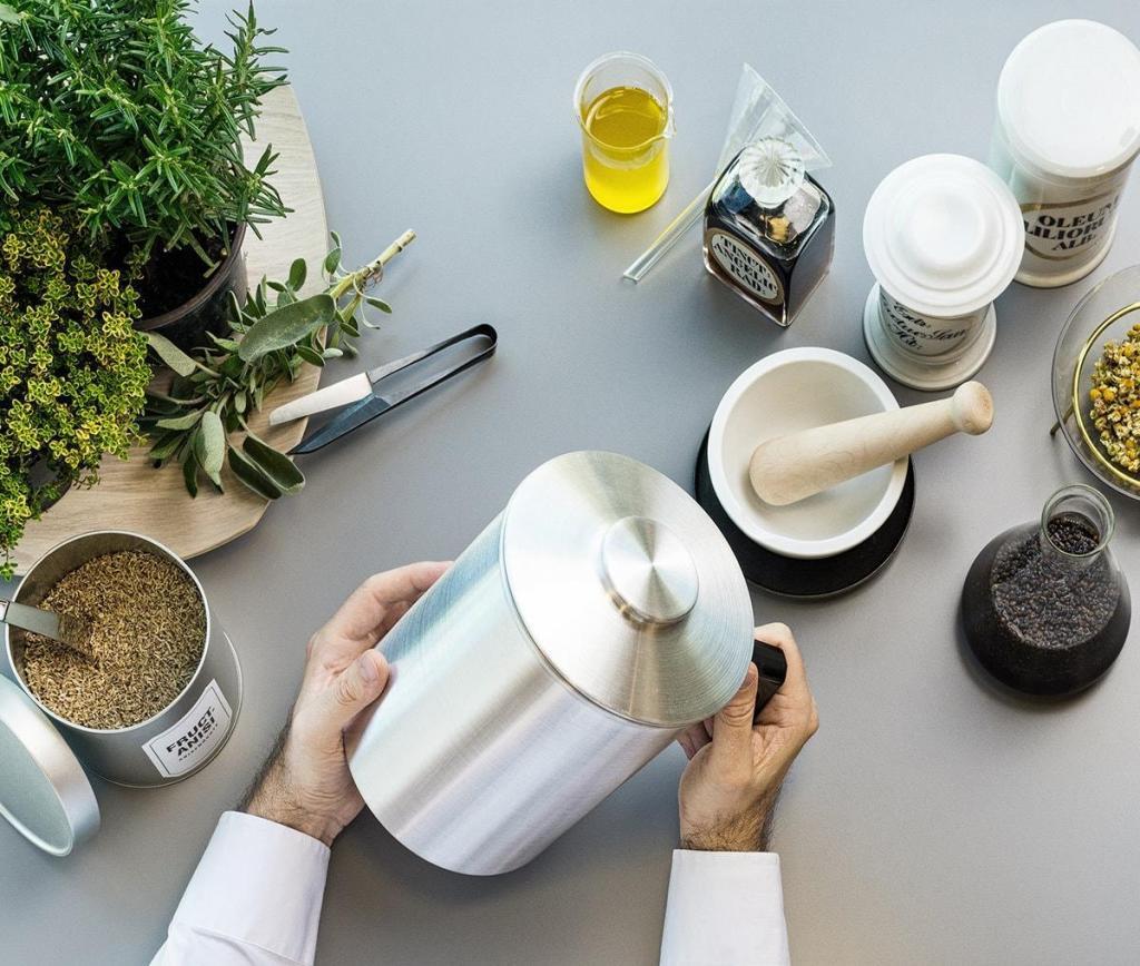 Tees & Naturheilkunde Impressionen