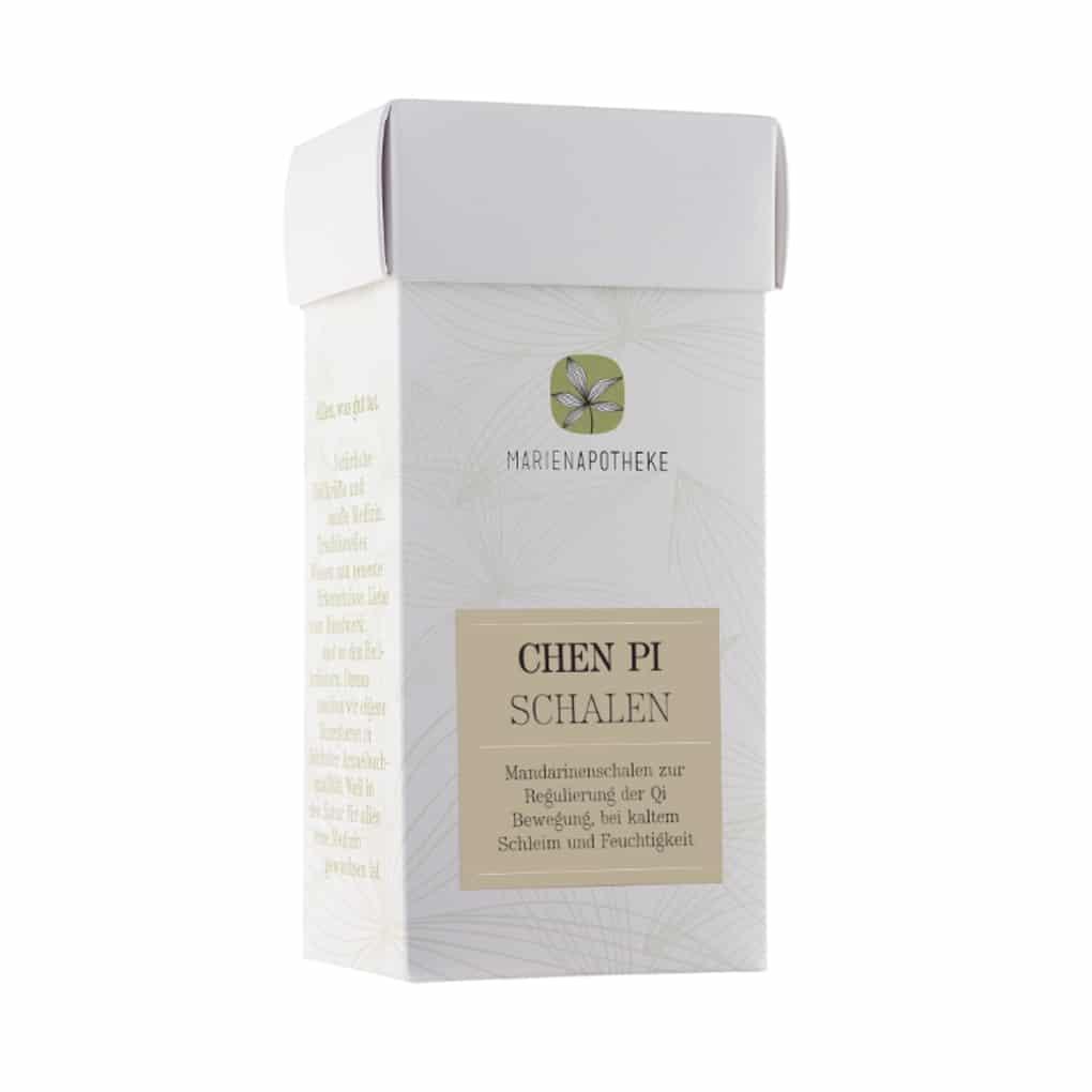 Chen Pi Mandarinenschale Tee