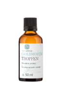 Goldmohn Tropfen