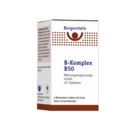 Burgerstein b-Complex B50 Tabletten