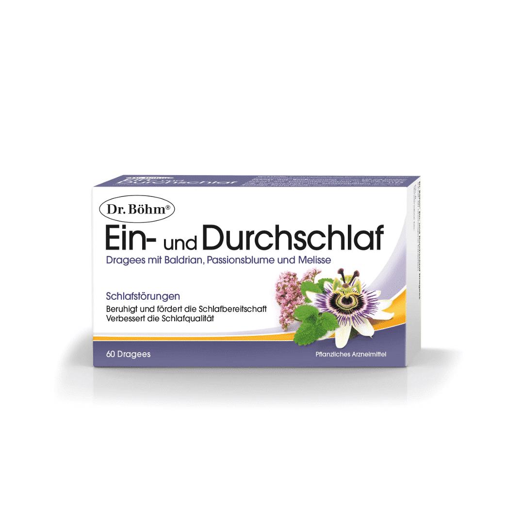 Dr.Böhm Ein-und Durchschlaf Dragees