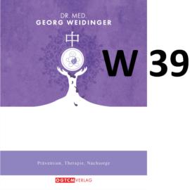 "W39 ""CHEMO II"" Dr.Weidinger Granulat"