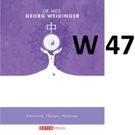 "W47 ""Lymphödem"" Dr.Weidinger Granulat"