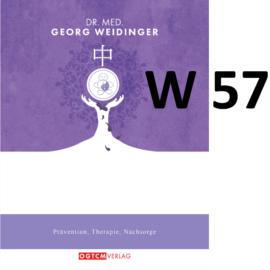 "W57 ""Anti-Sucht"" Dr.Weidinger Granulat"