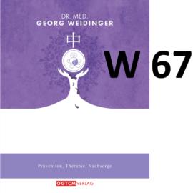 """W67 Weidinger-Mischung Nummer 67: """"Kühlende Niere ohne Verkühlung"""""""