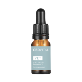 CBDVital Vet Extrakt Premium 5