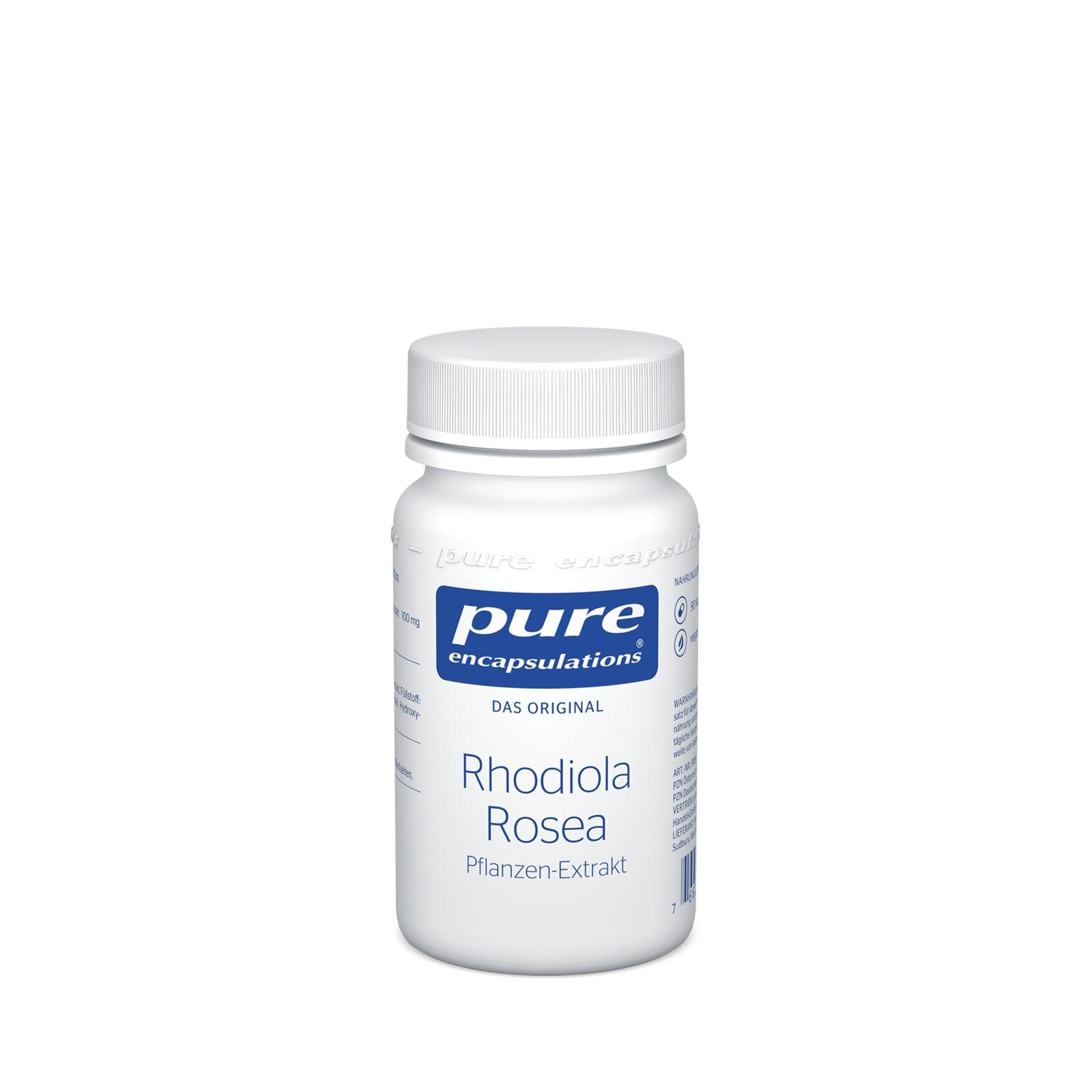 Pure Encapsulations Rhodiola Rosea